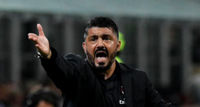 """MIlan, Gattuso: """"Sono deluso, ma siamo forti e dobbiamo capirlo"""""""