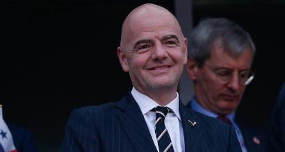 """Football Leaks, Infantino al contrattacco: """"E' dura accettare che un figlio di immigrati italiani sia al mio posto..."""""""