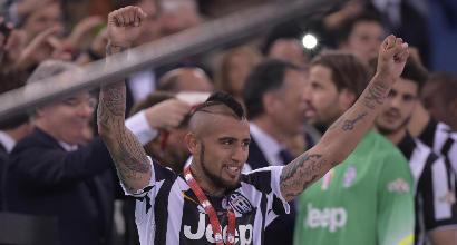 Vidal, guai a Torino: pignorate quattro case