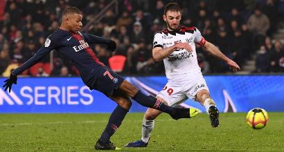 Ligue 1: storico Psg, 9-0 al Guingamp. Monaco sempre più nel baratro, pareggio thrilling per il Nizza