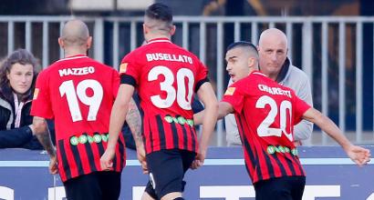 Serie B: Benevento e Perugia non deludono, Capello ferma il Foggia. Poker Salernitana all'Ascoli