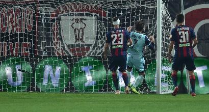 Serie B: Pescara corsaro a Crotone, 2-0 firmato Monachello e Campagnaro
