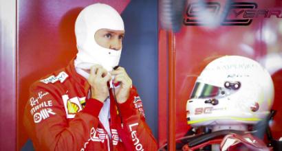 Vettel, ANSA