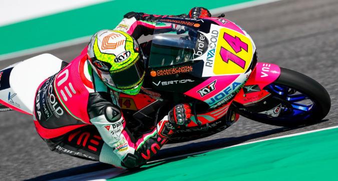 Moto3, al Mugello trionfa Arbolino