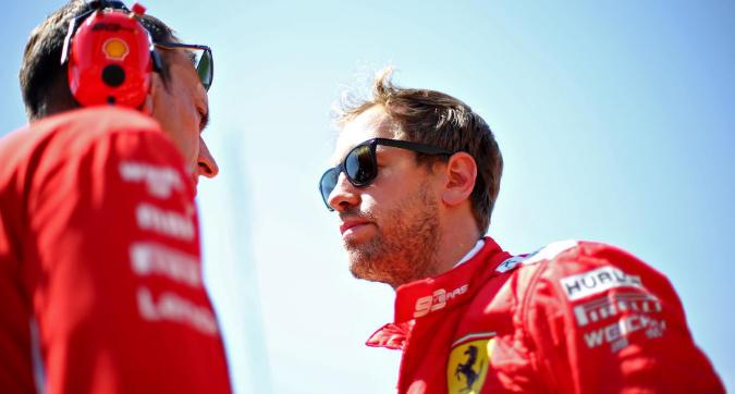 Formula 1, la penalizzazione di Vettel è ridicola: la Mercedes non ha bisogno di aiutini