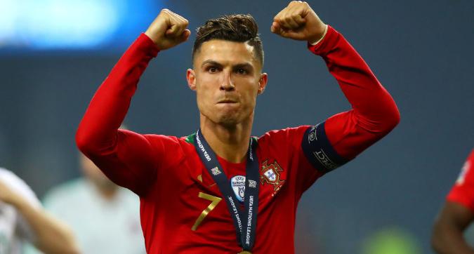 Cristiano Ronaldo garanzia di successo: con la Nations League 30 trofei in carriera
