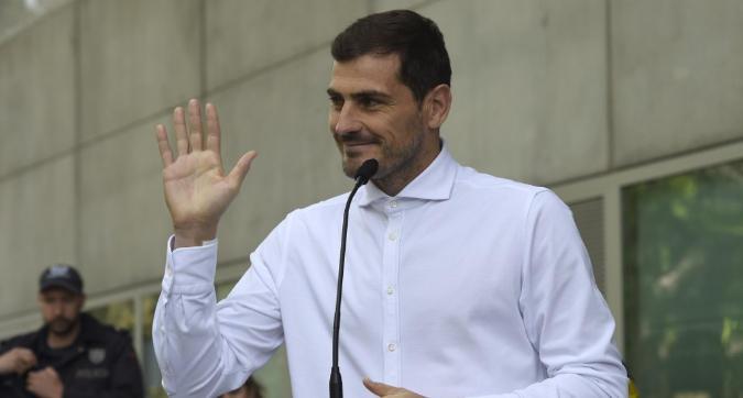 """Ritiro per Casillas?Il portiere smentisce:""""Non ho ancora deciso"""""""