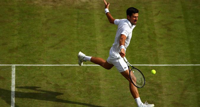 Tennis, Wimbledon: Djokovic avanti in 4 set. E Pella fa fuori anche Anderson