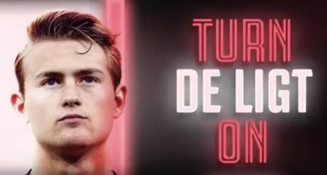 Juve, De Ligt è ufficiale: 10,5 milioni a Raiola