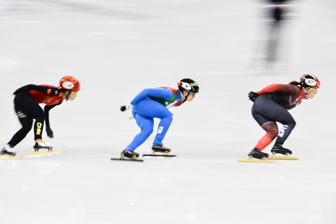 Olimpiadi PyeongChang, Arianna Fontana bronzo nei 1000 m