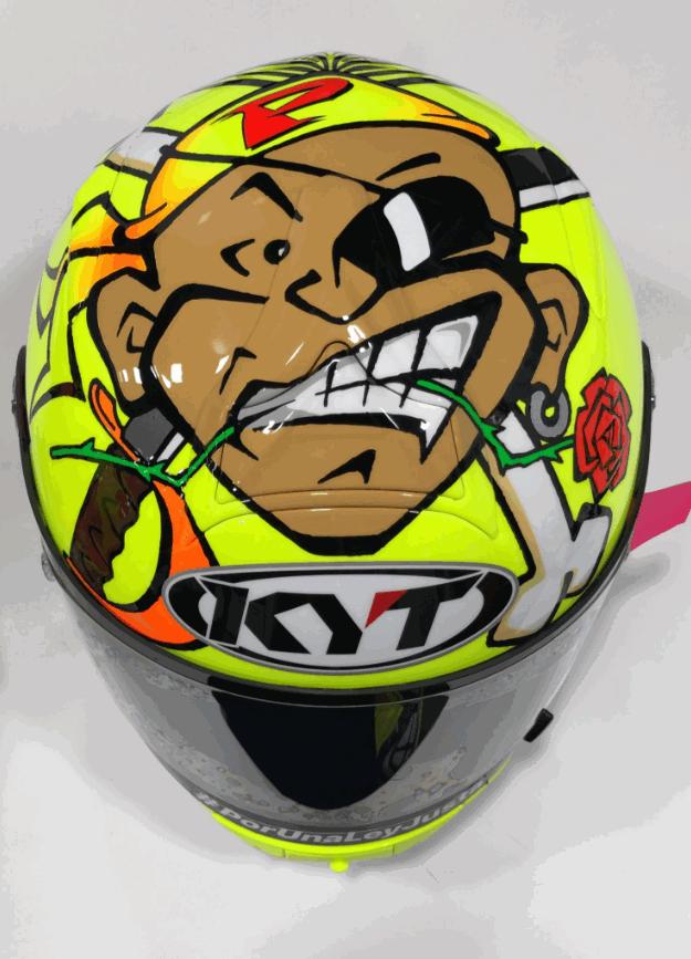 MotoGP, Espargaro omaggia Pantani