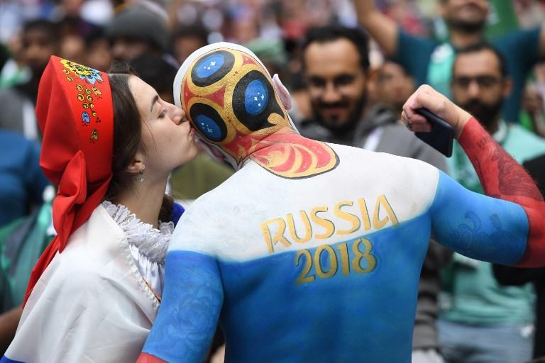 Russia 2018, il Mondiale di calcio in 24 foto
