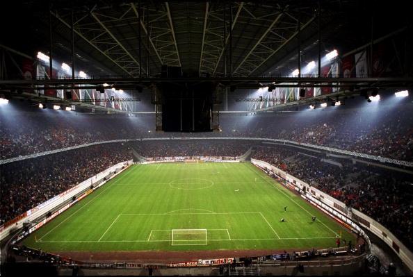 Amsterdam (Paesi Bassi): Johan Crujiff Arena