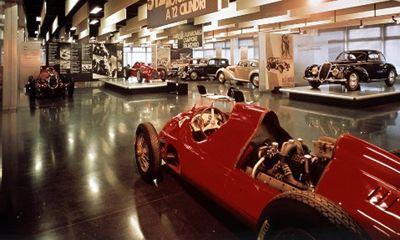 Il museo Alfa Romeo