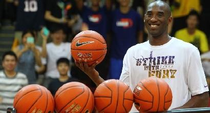 Kobe Bryant, AFP
