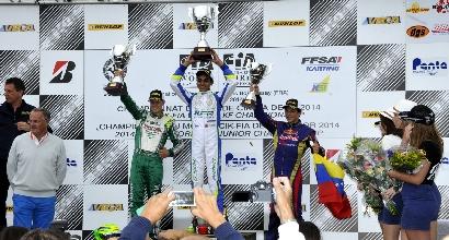 Kart: Schumacher Jr va forte, secondo ai Mondiali