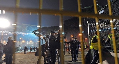 Stadio Olimpico Roma, foto IPP