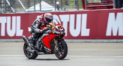 Superbike: operazione per Alex De Angelis