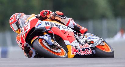 """MotoGP a Spielberg, Rossi: """"Giornata positiva"""""""