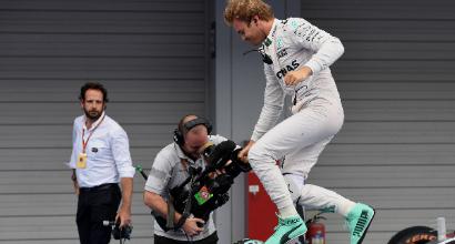 """F1, Rosberg il """"raccomandato"""" si è preso la sua rivincita"""