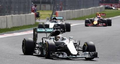 F1: Hamilton vince in Messico, tolto il podio a Vettel e Verstappen