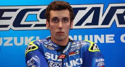 MotoGP, infortunio per Rins