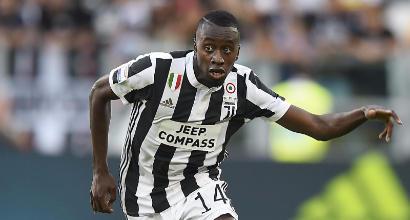 """Juventus, Matuidi: """"Napoli forte, ma lo scudetto sarà nostro"""""""