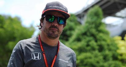 F1: Usa, Alonso resta alla McLaren
