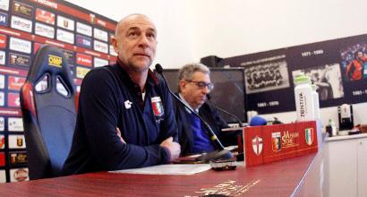 """Genoa, Ballardini: """"Difficoltà enormi ma io sono pronto"""""""