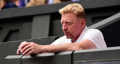 """Tennis, Becker e l'appello per ritrovare i trofei: """"Servivano per pagare i debiti"""""""