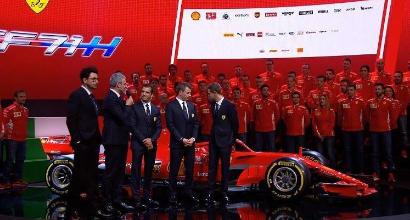"""Ferrari, Vettel: """"La SF71H è un passo avanti, la magia è nei dettagli"""""""