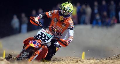 Motocross, Cairoli e Ktm insieme fino al 2020