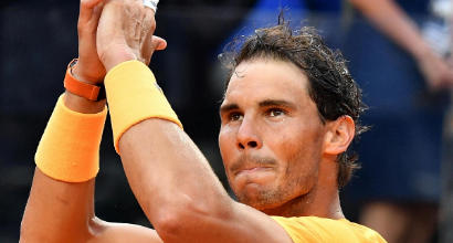 """Internazionali 2018, Nadal ringrazia la pioggia: """"L'interruzione mi ha aiutato"""""""