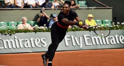 Roland Garros, esordio positivo per Serena Williams e Sharapova
