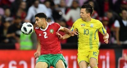 Amichevole: il Marocco non sfonda, 0-0 con l'Ucraina
