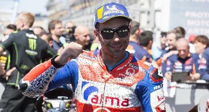 MotoGP, la Ducati annuncia Petrucci