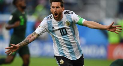 Leo Messi (Afp)