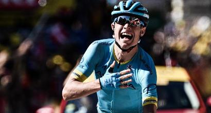 Tour de France, 15.a tappa: a Carcassonne festeggia Magnus Cort Nielsen