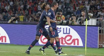 Il Psg vince la Supercoppa francese: primo trofeo per Buffon