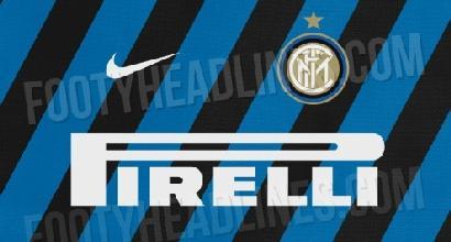 Le strisce diventano... oblique: sarà questa la maglia 2019/20 dell'Inter?