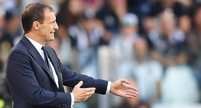 Empoli-Juventus Allegri