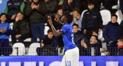 Amichevole Under 21, Italia-Inghilterra 1-2: Kean non basta