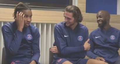 """Ligue 1, le nuove """"regole"""" sono bizzarre: guarda la candid camera ai giocatori del Psg"""