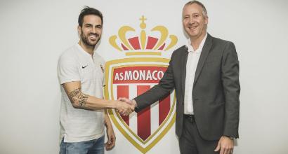 Monaco, ora è ufficiale: preso Fabregas