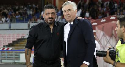 Milan-Napoli, Ancelotti da avversario a San Siro 18 anni dopo