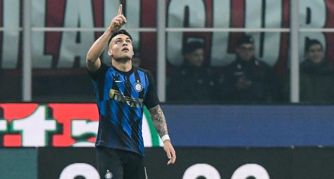 Inter, Lautaro sfida la Juve: