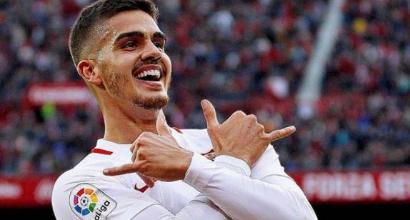 Milan, André Silva saluta il Siviglia e rientra in rossonero