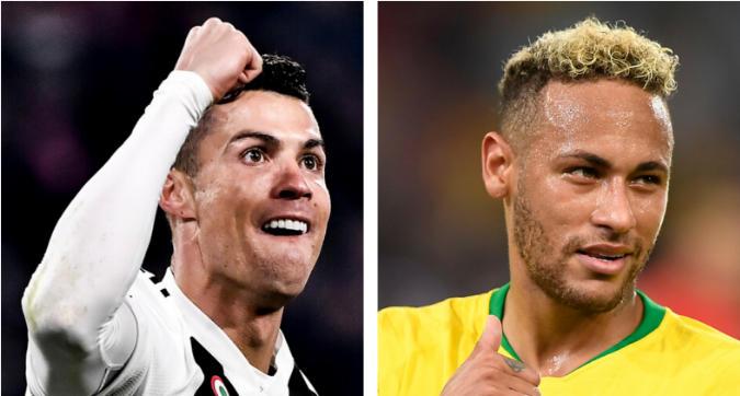 CR7-Neymar, sfida tra titani: ma è solo per uno spot