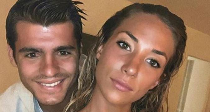 Atletico: rapina a casa Morata