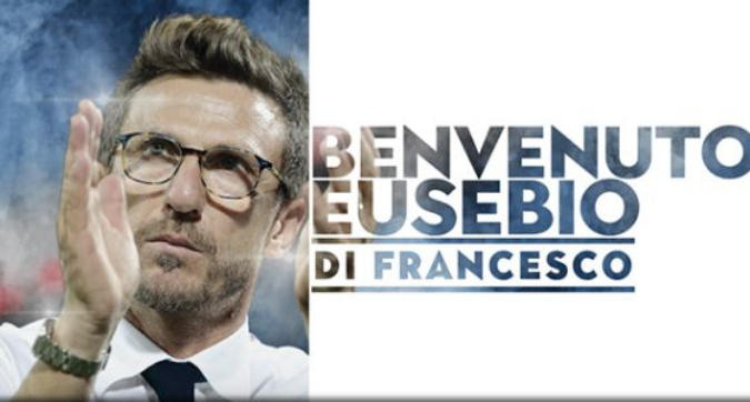 Sampdoria, Di Francesco ufficiale: è il nuovo allenatore